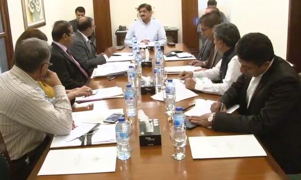 وزیرِ اعلیٰ سندھ کی اساتذہ کی تربیت پر خصوصی توجہ کی ہدایت