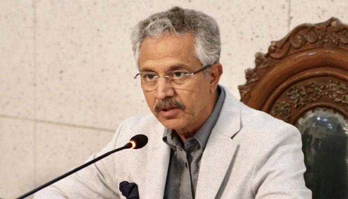 کراچی کے عوام سندھ حکومت کو ٹیکس دینا بند کردیں، وسیم اختر