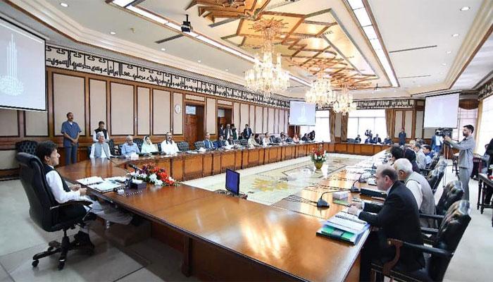 وزیراعظم کی زیر صدارت کابینہ کا اہم اجلاس ختم