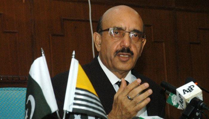 بھارت نے مقبوضہ کشمیرکو جیل اور میدان جنگ بنادیا،مسعود خان