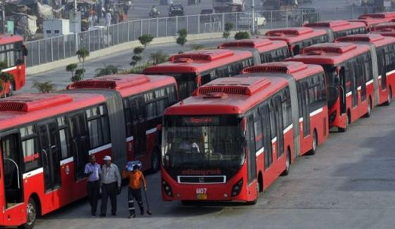 Lahore Rawalpindi Metro Bus Fare Increase Rs 10