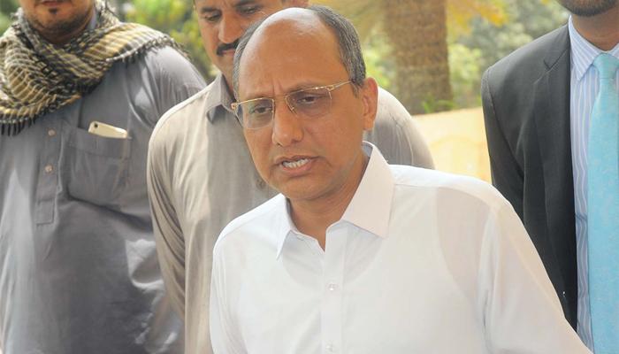مئیر کراچی پی ٹی آئی سے مل گئے ہیں، سعید غنی