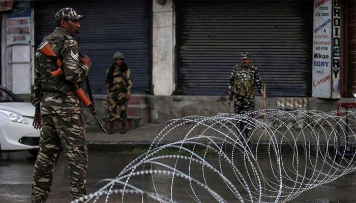مقبوضہ کشمیر: حریت رہنمائوں کی بھارت کے خلاف مارچ کی کال