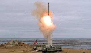 Us Missile Test To Start A New Arms Race China
