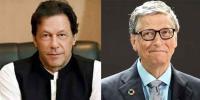 Bill Gates Wants To Meet Pm Imran Khan