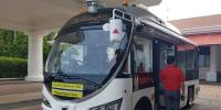 Singapore To Trial Starts From Driverless Buses From Next Week