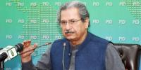 Shafqat Mehmood Announces Uniform Curriculum