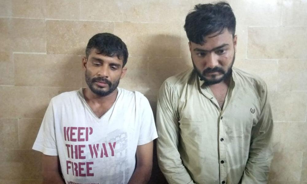 ڈکیت قومی موومنٹ کے 2 ملزمان گرفتار