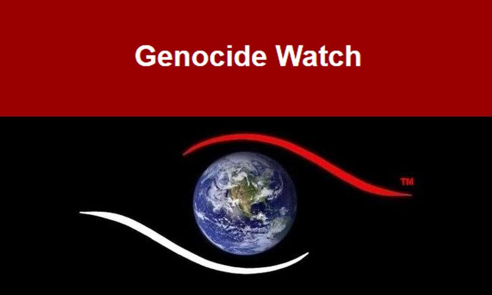 جینو سائیڈ واچ کا مقبوضہ کشمیر میں نسل کشی کا الرٹ جاری