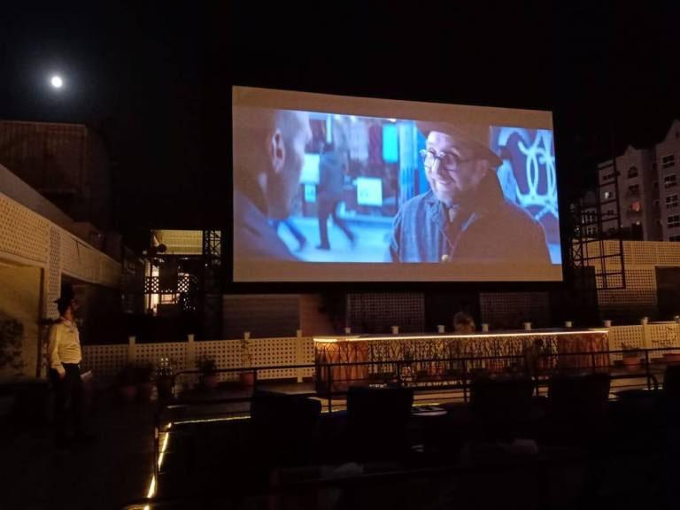 اوپن ایئر سینما کراچی میں بھی