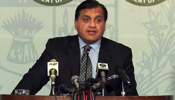 مقبوضہ کشمیر کو دنیا کی سب سے بڑی جیل بنا دیا گیا ہے،ترجمان دفتر خارجہ