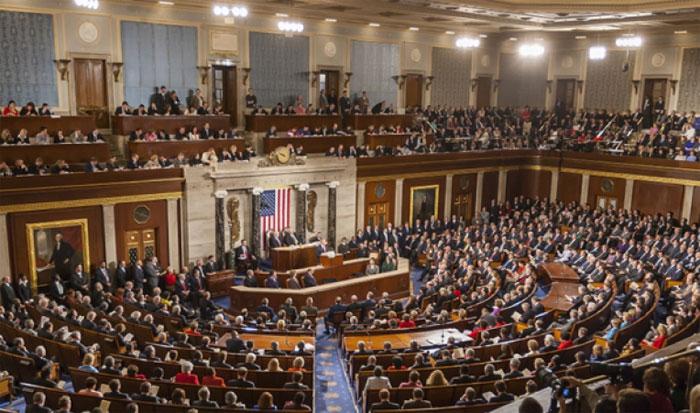 مقبوضہ کشمیر کی صورت حال تشویش ناک ہے ، امریکی کانگریس