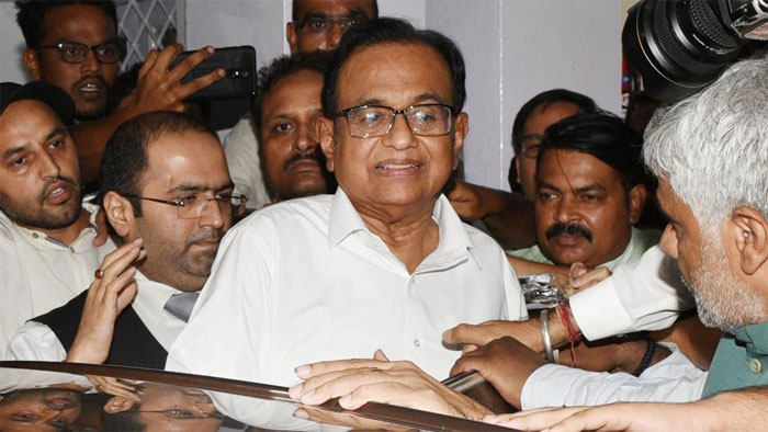 سابق بھارتی وزیر خزانہ ریمانڈ پر سی بی آئی کے حوالے