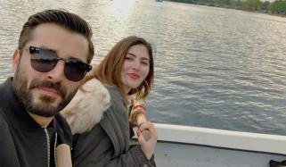 Hamza Ali Abbasi Will Tie Knot On 25 August With Naimal Khan