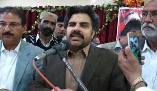 Nasir Hussain Shah Media Talk In Karachi