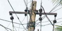 Removing Of Internet And Tv Cables From Electric Poles