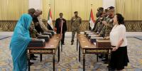 Sovereign Council Established In Sudan For Three Years