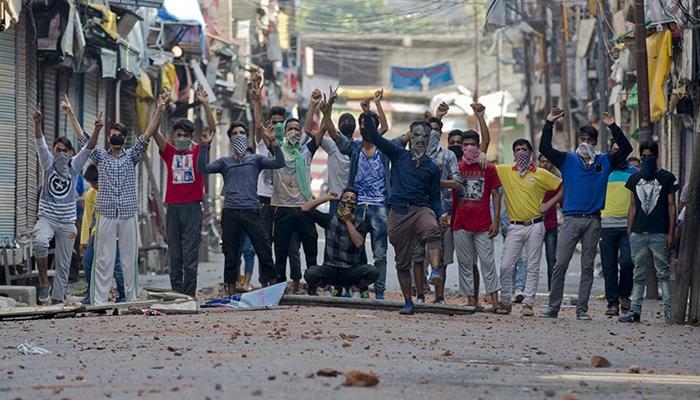 مقبوضہ کشمیر: حریت قیادت کی اپیل پر آج مظاہرے کیے جائینگے
