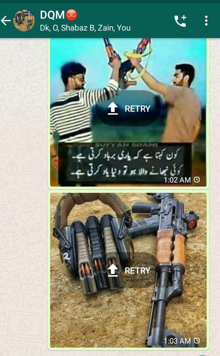 کراچی کے ڈاکوؤں کا واٹس اپ گروپ اور سوشل ویلفیئر کا نظام