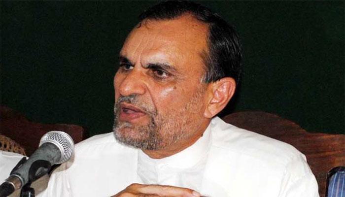 اعظم سواتی کا چیف الیکشن کمشنر کے فیصلہ پر اظہار افسوس