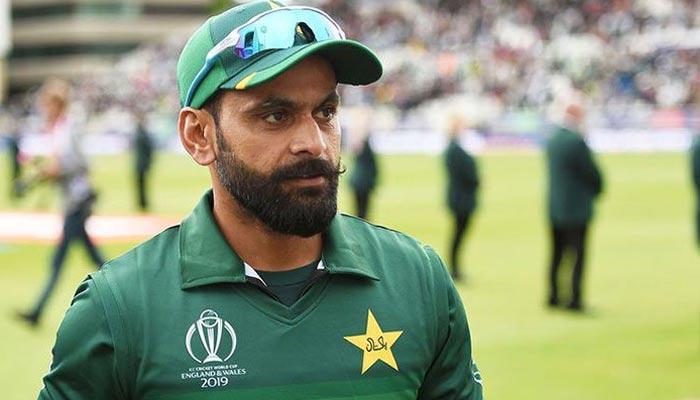 محمد حفیظ سری لنکن کرکٹ ٹیم کے پاکستان آنے پر خوش
