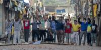 Kashmiri Leaders Protest Call Today After Friday Prayers In Occupied Kashmir