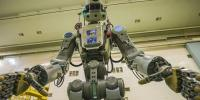 Russian Life Sized Robot Launched On Mission To The International Space Station