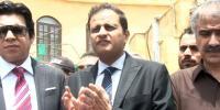 Faisal Vawda Murtaza Wahab And Sohail Anwar Siyal Media Talk