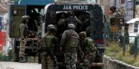 Indian Forces Arrested Youth In Night Raids Across Kashmir