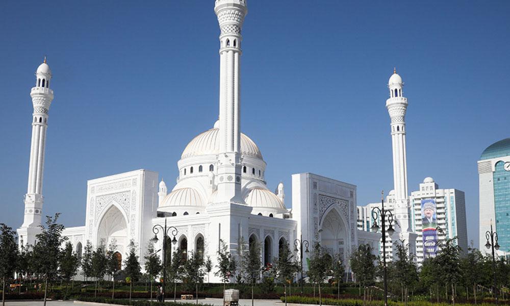 یورپ کی سب سے بڑی مسجدکا افتتاح