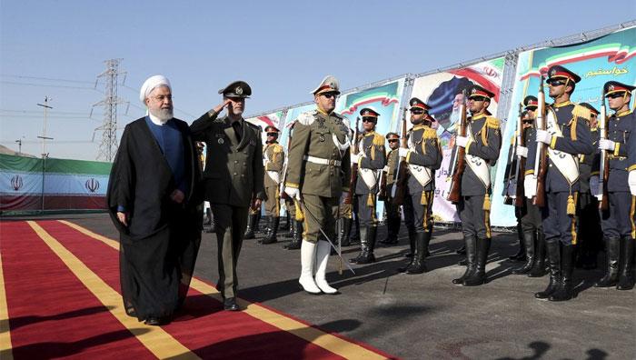 ایران نے نیا میزائل تجربہ کرلیا