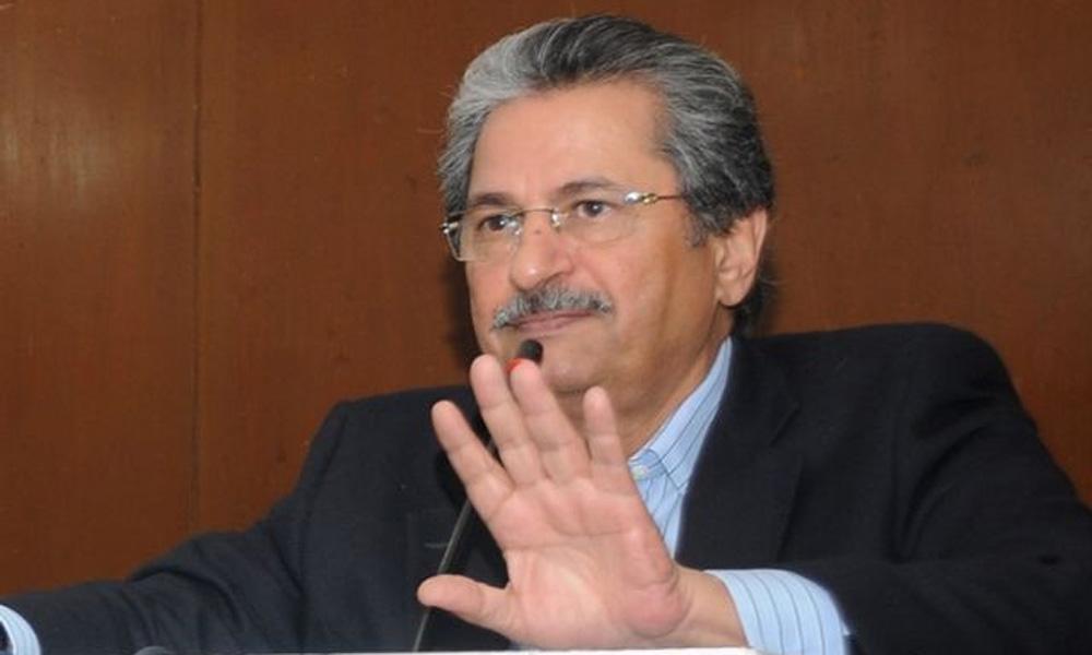 پاکستانی قوم مسئلہ کشمیر پر یکجا ہے، شفقت محمود