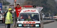 Peshawar Firing 4 Dead