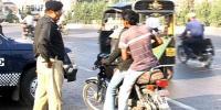 Sindh Government Bans Pillion Riding For 9 10 Muharram
