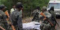 Kashmir Security Force Commander Commits Suicide