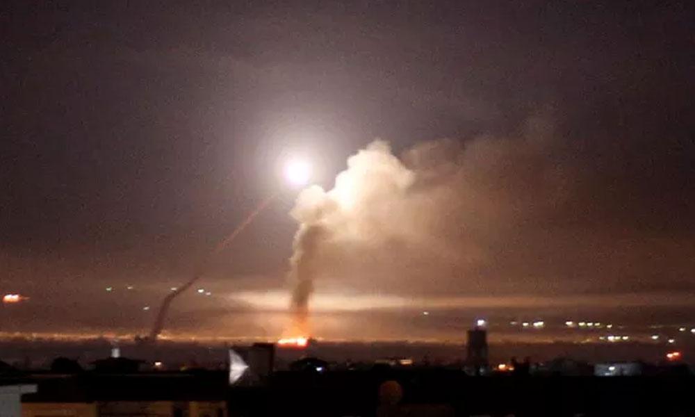 بیروت کے جنوبی علاقےمیں ڈرون حملہ