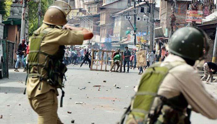 مقبوضہ کشمیر میں جاری بھارتی ظلم وستم کا 21 واں روز
