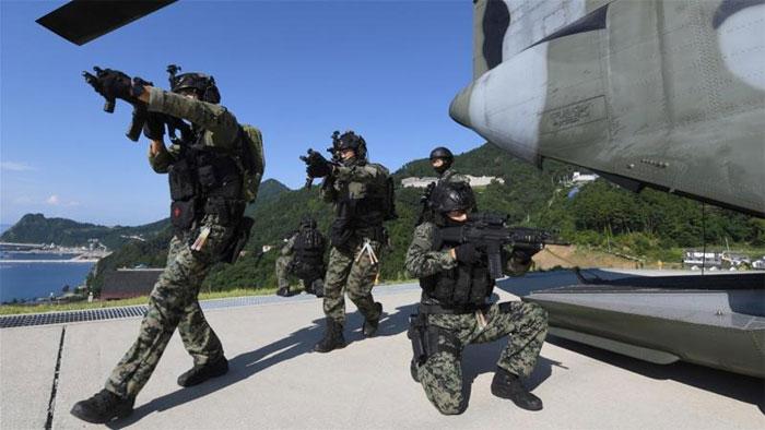 جنوبی کوریا کی جنگی مشقیں شروع ، جاپان کا احتجاج