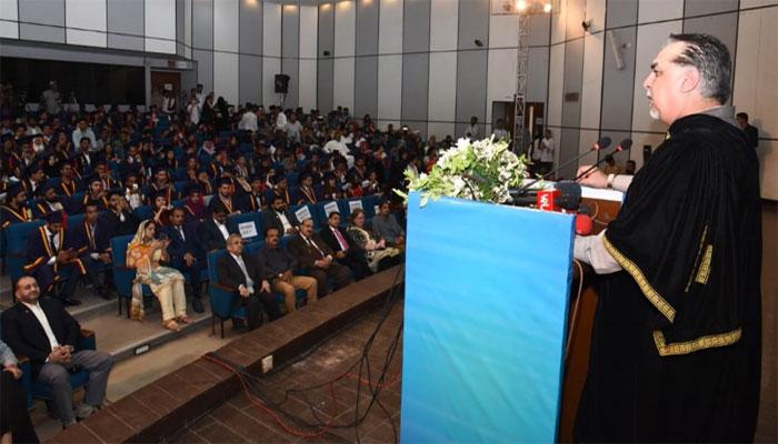 پاکستان مسئلہ کشمیر کا دائمی حل چاہتا ہے، گورنر سندھ