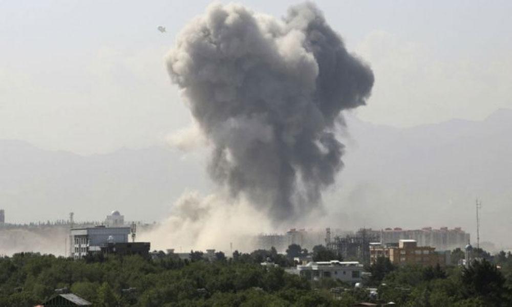 جلال آباد: پاکستانی قونصل خانے کے سامنے دھماکا، 4 افراد زخمی