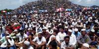 Living In Bangladeshi Camps Rohingya Muslims Marches