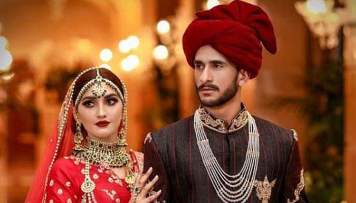 حسن علی شادی کے بعد وطن واپس پہنچ گئے