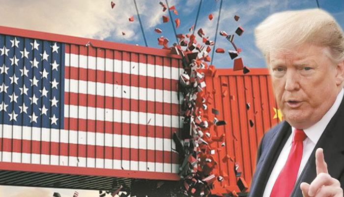 ڈونلڈ ٹرمپ کی تازہ دھمکی سے تجارتی جنگ کے طویل ہونے کا خطرہ