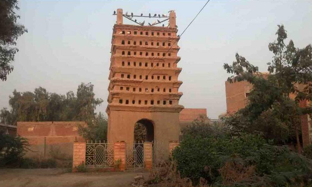 جیکب آباد کا کبوتر گھر