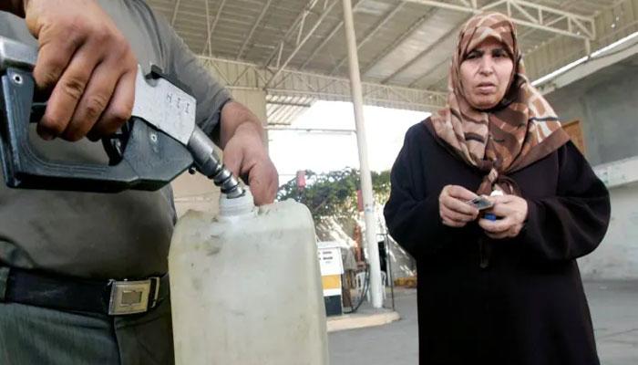 تیل کی فراہمی میں کمی، غزہ میں توانائی کا بحران