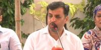 Chairman Psp Mustafa Kamal Media Talks In Karachi