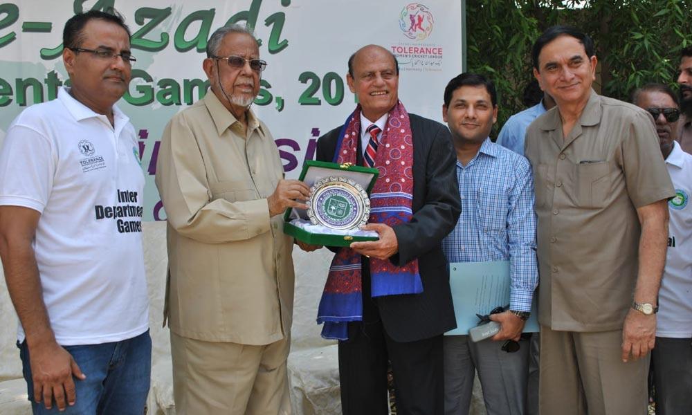 تعلیمی ادارے ہی کھیلوں کی بنیادی نرسری ہیں، اصلاح الدین
