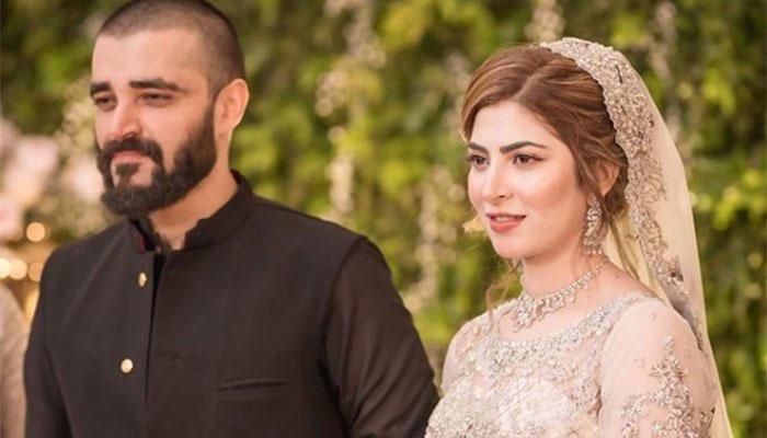 حمزہ علی عباس کی پہلی بیوی منظرِ عام پر آگئی