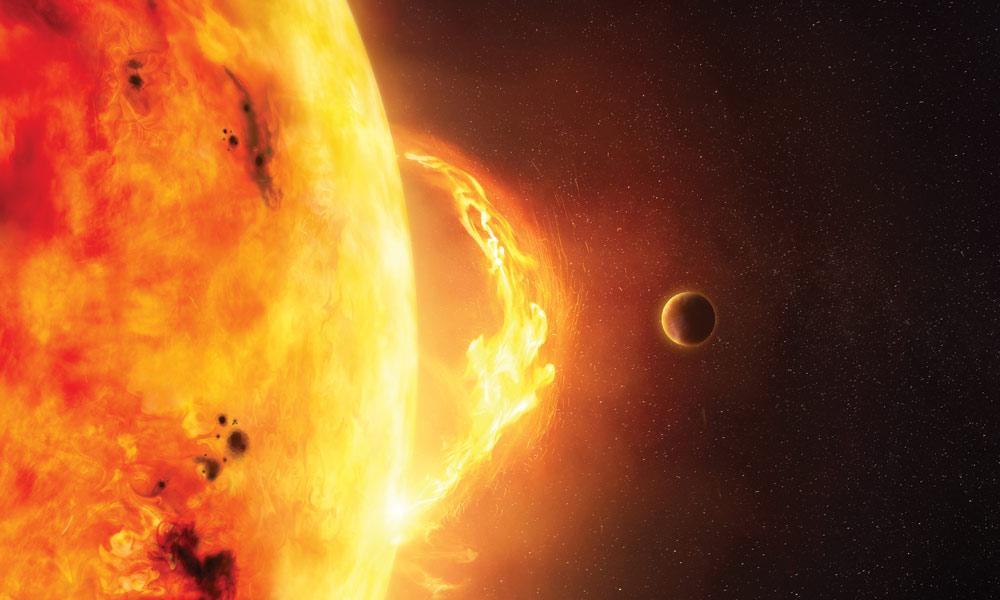 ''شمسی طوفان'' یہ دنیا میں موجود ہر نظام کے لیے تباہ کن ثابت ہوسکتا ہے
