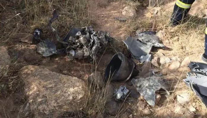 سعودی فضائیہ نے تین بیلسٹک میزائل مار گرائے